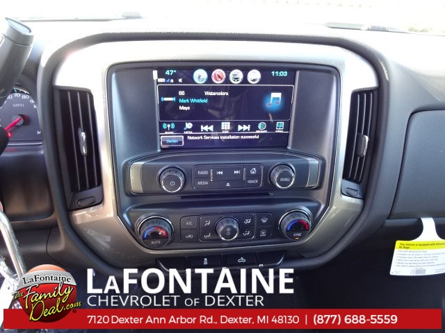2018 Silverado 1500 Double Cab 4x4, Pickup #18C894 - photo 18