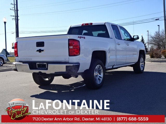 2018 Silverado 1500 Double Cab 4x4, Pickup #18C894 - photo 4