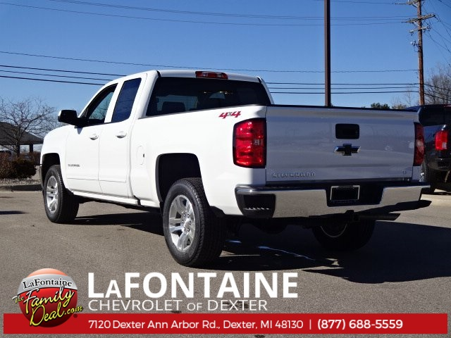 2018 Silverado 1500 Double Cab 4x4, Pickup #18C894 - photo 2