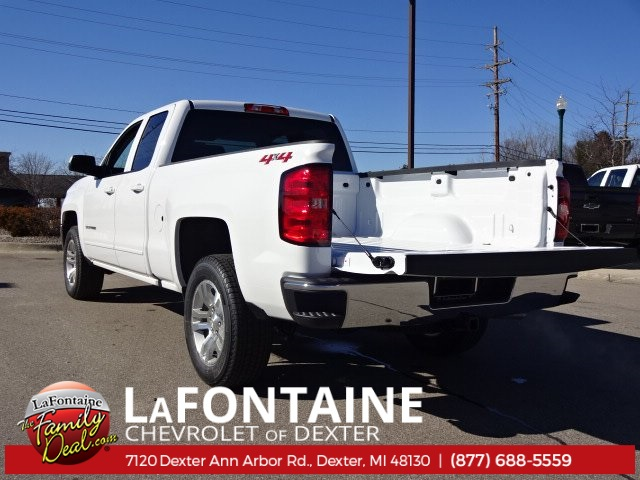 2018 Silverado 1500 Double Cab 4x4, Pickup #18C894 - photo 39