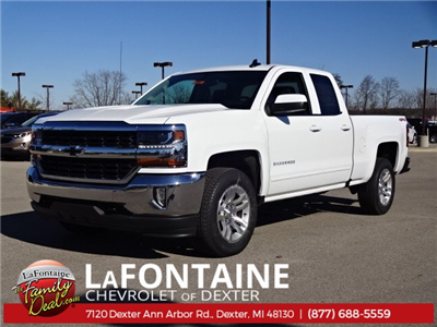 2018 Silverado 1500 Double Cab 4x4, Pickup #18C894 - photo 1