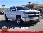 2018 Silverado 1500 Double Cab 4x4, Pickup #18C894 - photo 3