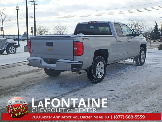 2018 Silverado 1500 Double Cab 4x4, Pickup #18C920 - photo 2