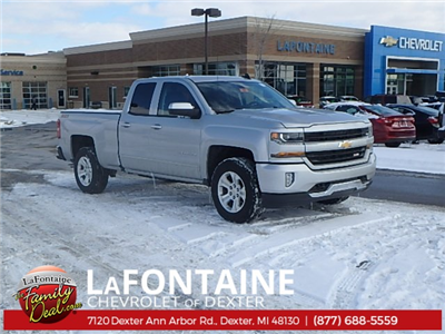 2018 Silverado 1500 Double Cab 4x4, Pickup #18C920 - photo 1