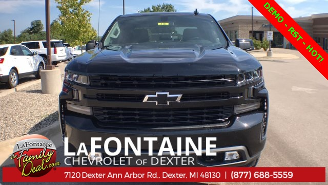 2019 Silverado 1500 Crew Cab 4x4,  Pickup #19C118 - photo 7