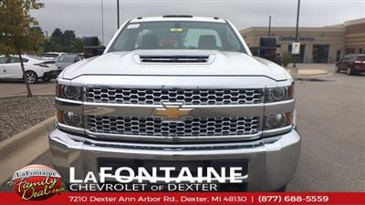 2019 Silverado 3500 Regular Cab DRW 4x4,  Cab Chassis #19C121 - photo 9