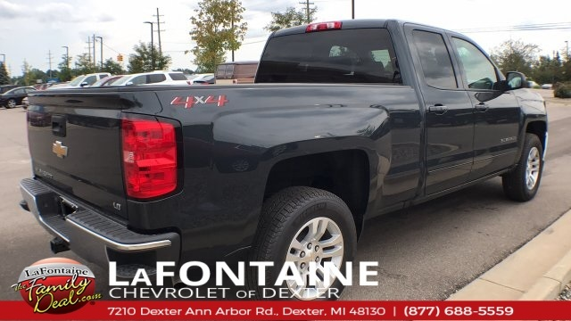 2019 Silverado 1500 Double Cab 4x4,  Pickup #19C125 - photo 12