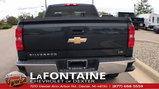 2019 Silverado 1500 Double Cab 4x4,  Pickup #19C125 - photo 13