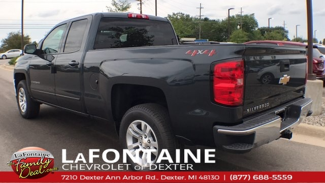 2019 Silverado 1500 Double Cab 4x4,  Pickup #19C125 - photo 2