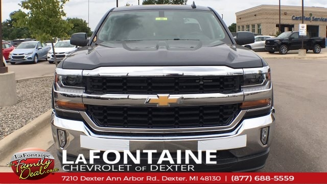 2019 Silverado 1500 Double Cab 4x4,  Pickup #19C125 - photo 7