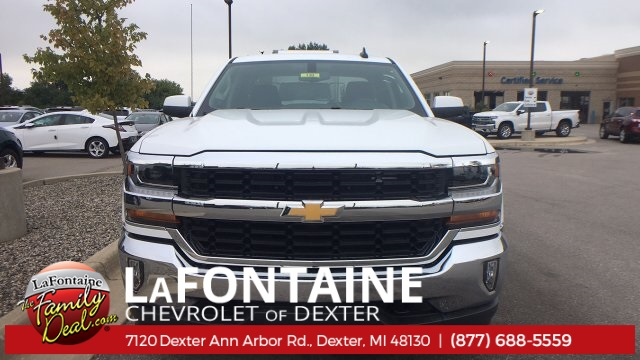 2019 Silverado 1500 Double Cab 4x4,  Pickup #19C130 - photo 8