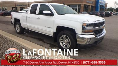 2019 Silverado 1500 Double Cab 4x4,  Pickup #19C130 - photo 1