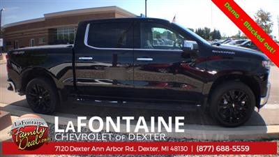 2019 Silverado 1500 Crew Cab 4x4,  Pickup #19C131 - photo 10