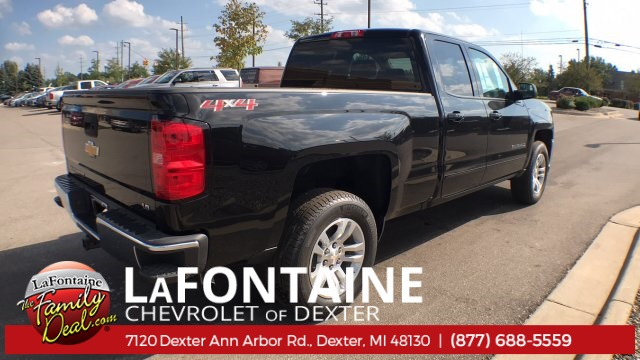 2019 Silverado 1500 Double Cab 4x4,  Pickup #19C155 - photo 12