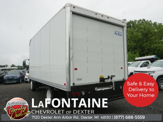 2019 Chevrolet LCF 4500 Regular Cab 4x2, Bay Bridge Cutaway Van #19C1881 - photo 1