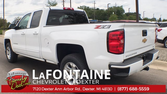 2019 Silverado 1500 Double Cab 4x4,  Pickup #19C21 - photo 2