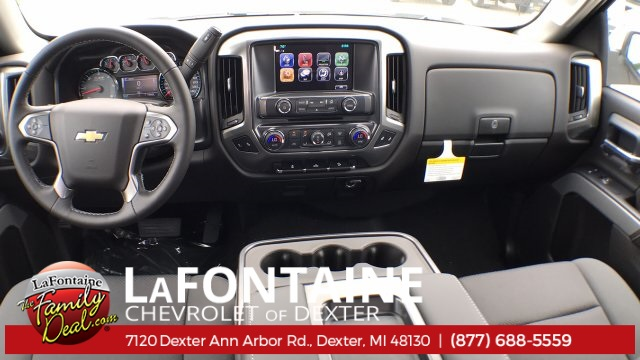 2019 Silverado 1500 Double Cab 4x4,  Pickup #19C21 - photo 37