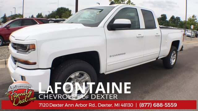 2019 Silverado 1500 Double Cab 4x4,  Pickup #19C21 - photo 1