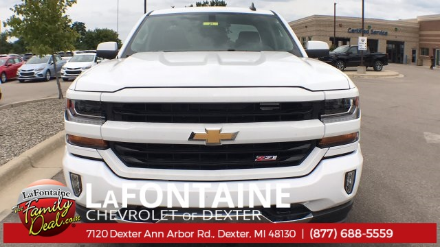 2019 Silverado 1500 Double Cab 4x4,  Pickup #19C21 - photo 7