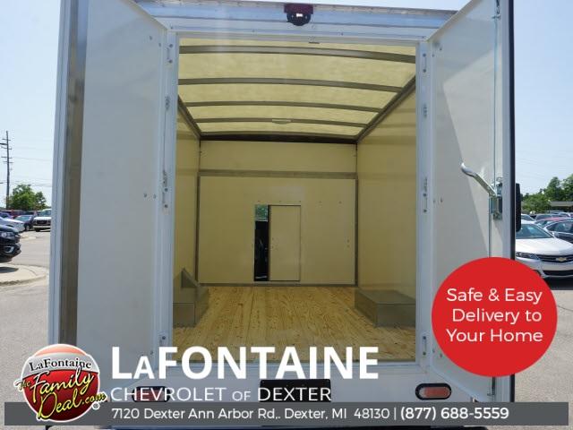 2019 Express 3500 4x2, Supreme Spartan Cargo Cutaway Van #19C2475 - photo 8