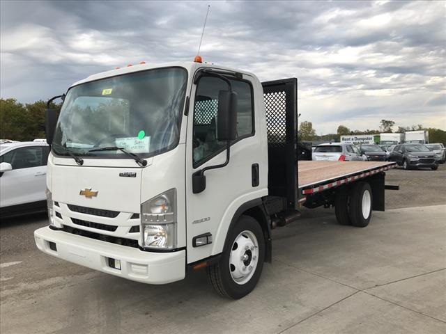 2019 Chevrolet LCF 4500 Regular Cab 4x2, Morgan Stake Bed #19C2514 - photo 1
