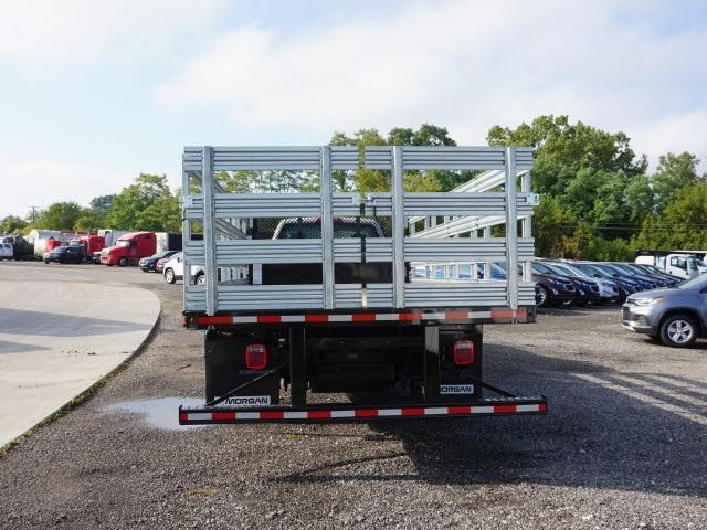 2019 Chevrolet Silverado 5500 Regular Cab DRW 4x2, Morgan Stake Bed #19C2602 - photo 1