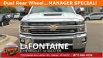 2019 Silverado 3500 Crew Cab 4x4,  Pickup #19C272 - photo 7
