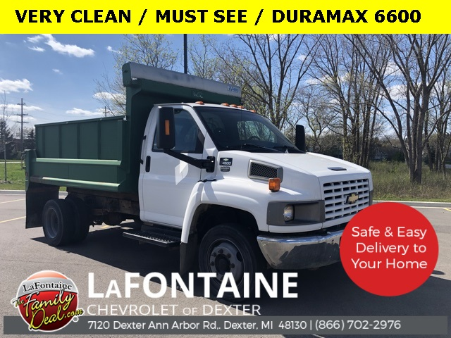 2003 Chevrolet C4500 4x2, Dump Body #19C2821A - photo 1