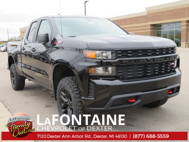 2019 Silverado 1500 Double Cab 4x4,  Pickup #19C444 - photo 1