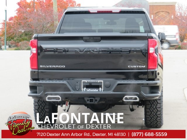 2019 Silverado 1500 Double Cab 4x4,  Pickup #19C444 - photo 14