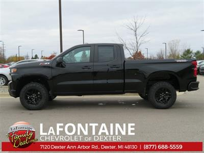 2019 Silverado 1500 Double Cab 4x4,  Pickup #19C444 - photo 4