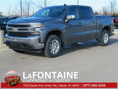 2019 Silverado 1500 Crew Cab 4x4,  Pickup #19C462 - photo 5