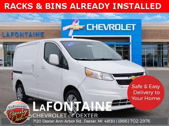 2015 Chevrolet City Express FWD, Upfitted Cargo Van #1C4071P - photo 1