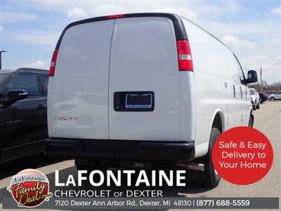 2020 Chevrolet Express 2500 4x2, Adrian Steel Commercial Shelving Upfitted Cargo Van #20C1327 - photo 7