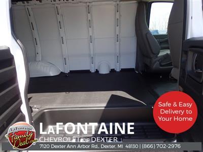 2020 Chevrolet Express 2500 4x2, Adrian Steel Commercial Shelving Upfitted Cargo Van #20C1327 - photo 9