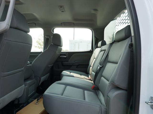 2020 Silverado 5500 Crew Cab DRW 4x4,  Knapheide Rigid Side Dump Body #20C1767 - photo 11