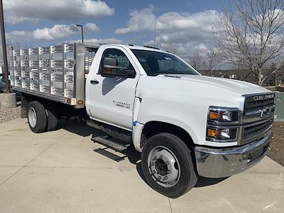 2020 Silverado 5500 Regular Cab DRW 4x2,  Knapheide Aluminum Platform Body #20C1804 - photo 3