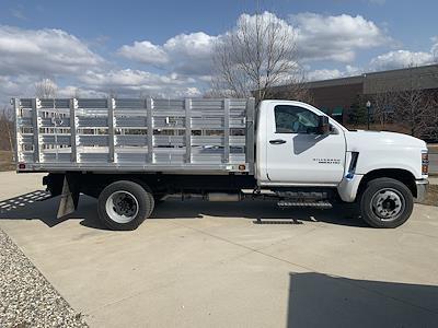 2020 Silverado 5500 Regular Cab DRW 4x2,  Knapheide Aluminum Platform Body #20C1804 - photo 5