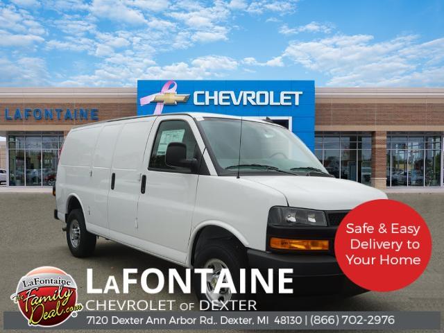 2020 Chevrolet Express 2500 4x2, Adrian Steel Empty Cargo Van #20C2281 - photo 1