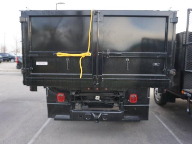 2020 Silverado Medium Duty Regular Cab DRW 4x4,  Reading Landscaper SL Landscape Dump #20C2338 - photo 12
