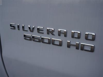 2020 Silverado Medium Duty Regular Cab DRW 4x4,  Reading Landscaper SL Landscape Dump #20C2338 - photo 15