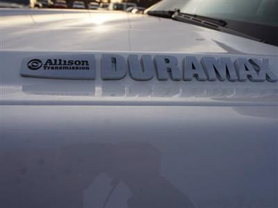 2020 Silverado Medium Duty Regular Cab DRW 4x4,  Reading Landscaper SL Landscape Dump #20C2338 - photo 16