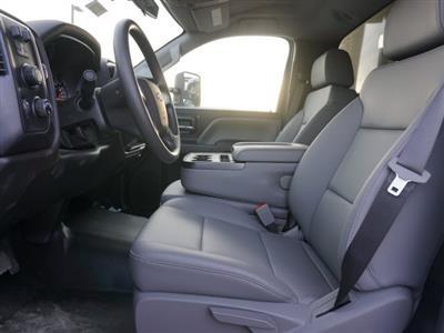 2020 Silverado Medium Duty Regular Cab DRW 4x4,  Reading Landscaper SL Landscape Dump #20C2338 - photo 18
