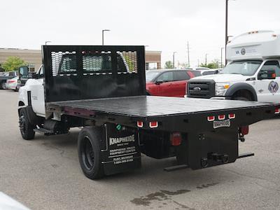 2020 Silverado 5500 Regular Cab DRW 4x2,  Knapheide Heavy-Hauler Junior Platform Body #20C2396 - photo 18
