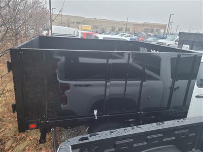 2020 Chevrolet Silverado 3500 Crew Cab DRW 4x2, Knapheide Heavy-Hauler Junior Landscape Dump #20C2518 - photo 3