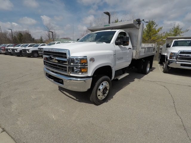 2020 Chevrolet Silverado 6500 Regular Cab DRW 4x4, Southern Truck Equipment Inc. Dump Body #20C948 - photo 1