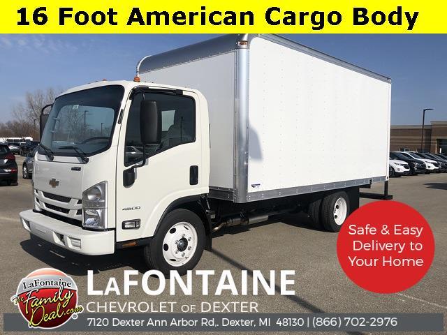 2020 Chevrolet Low Cab Forward 4x2, American Cargo by Midway Cutaway Van #20CC2539 - photo 1