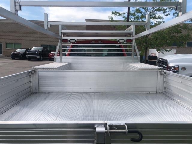 2020 Silverado 4500 Regular Cab DRW 4x2,  Duramag Platform Body Contractor Body #20CC2553 - photo 5