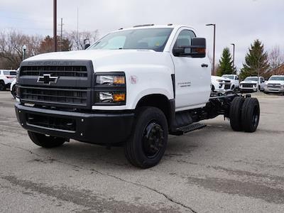 2020 Silverado 5500 Regular Cab DRW 4x2,  Galion 100U Dump Body #20CC2554 - photo 1