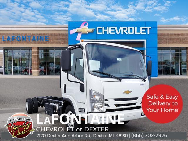 2020 Chevrolet LCF 4500HD Regular Cab DRW 4x2, Cab Chassis #20CC2562 - photo 1